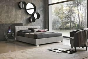 Picture of CHAMONIX BD427, bed-with-upholstery