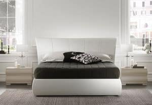 Picture of Harry bed, beds with upholstery
