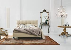 Picture of Max Capitonn�, bed with headboard
