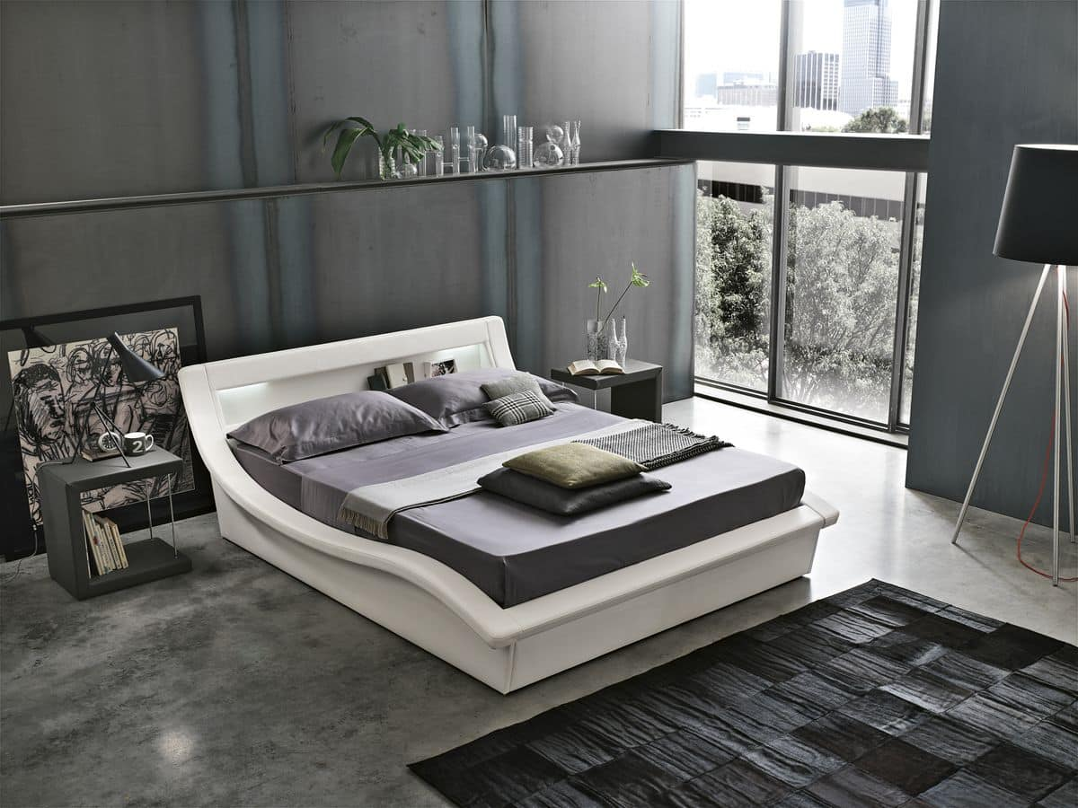 SARDEGNA BD447, Double Bed ideal for modern bedrooms