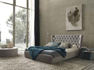 Picture of Selene, bed with headboard