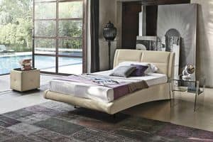 Picture of STROMBOLI SD439, upholstered-bed