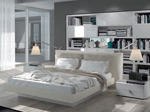 Picture of Taffy bed, beds with headboard