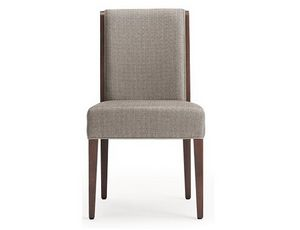 Cleo-S, Stuffed chair for hotel and restaurant