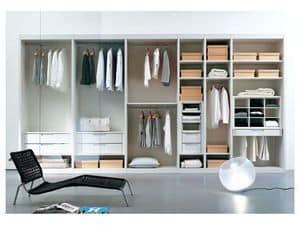 Picture of ATLANTE comp.02, clothes walk-in closets