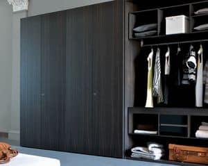 Habitat walk-in closet 2, Walk-in closet customizable