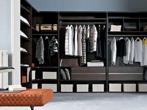 Habitat walk-in closet 3, Shelving unit for wardrobe