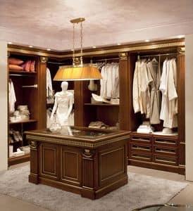 Picture of Walk-in closet Classmode 2, cupboards