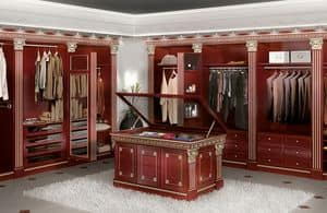 Picture of Walk-in closet Classmode, clothes storing solutions