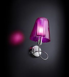 ARIA L 13, Wall light with lampshade