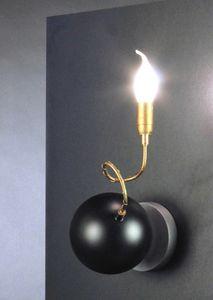 Art. TNT-A, Dynamite ball shaped wall lamp