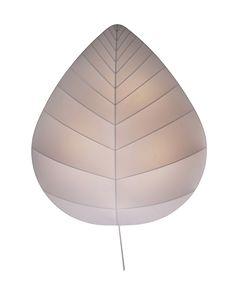 Eden AP103 1B INT, Leaf-shaped wall lamp