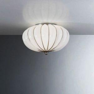 Giove Rc121-014, Murano blown glass ceiling light