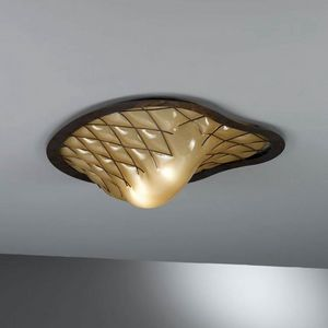 Sant'erasmo Mc415-020, Ceiling lamp in Murano glass