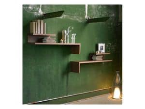 Linfa Design, Shelves