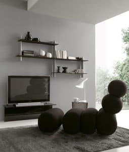 Picture of dl800 dresda, wall-mounted shelf