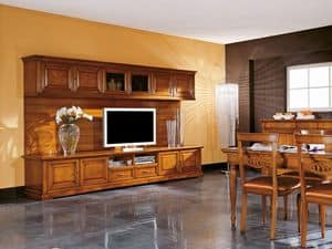 Picture of Art.106/L, refined tv furniture