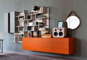 Citylife 02, Modular furniture suited for modern living rooms