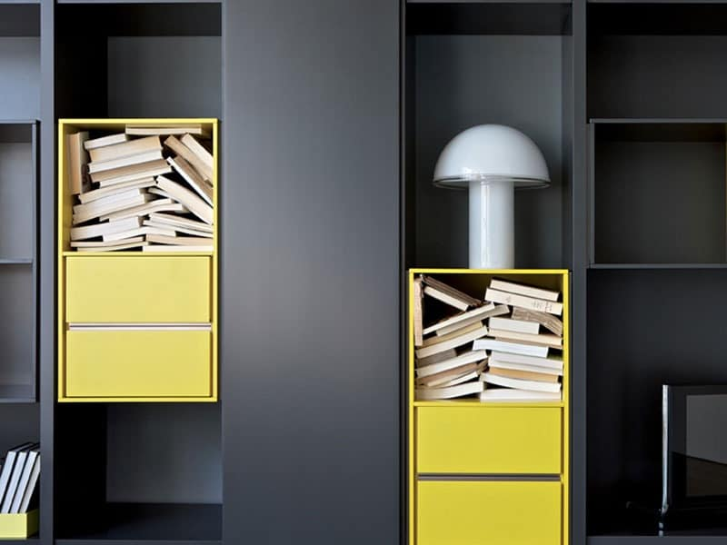 Bookcase For Living Room Modular Cabinet For Dining Room
