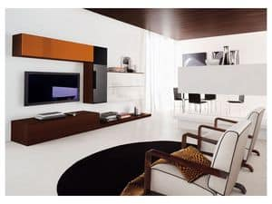 Picture of Max Easy Comp. 201, cabinets for sitting room