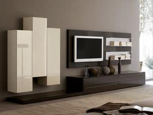 Picture of Mediante M332, storing unit for living room