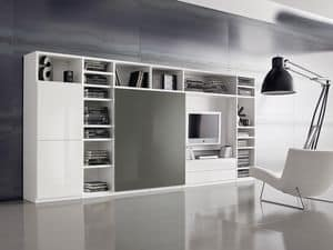 Picture of Mediante M363, cabinets for sitting room