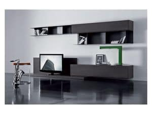 Picture of People - Living furniture 06 and 07, storing unit