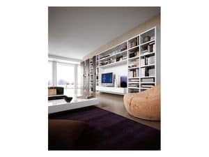 Picture of Shelving System 3, furniture for living room