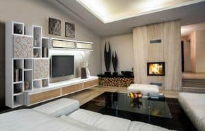 ST 14, Living room furniture, minimal, modular, functional