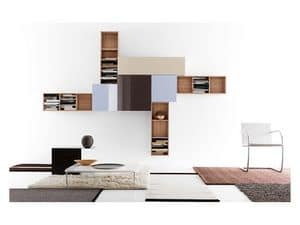 Picture of Wall Units 2, living room furniture