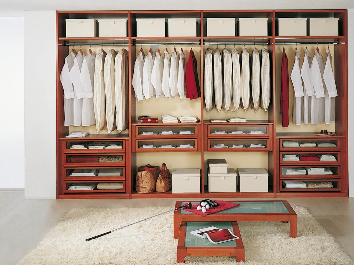 Modular wardrobe for clothes shops idfdesign - Mobile homes in greece practical solutions for perfect holidays ...
