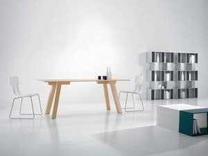 Picture of Metro�, table in painted essence