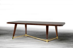 W06DT, Elegant wooden table for dining room