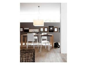 Picture of Zoe Table Flip Chairs, dining table