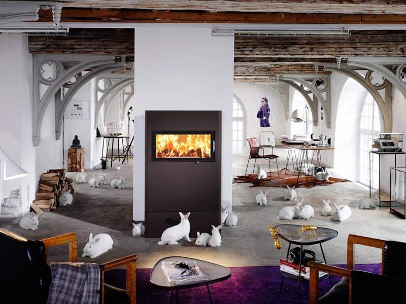 wood stoves basement room jess by mont export srl