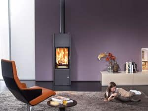 Picture of YAN X-TRA, closed fireplace