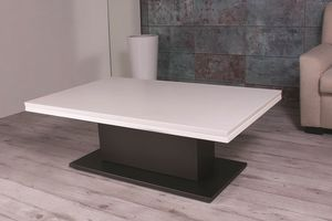 Ares Book, Extendable and height adjustable table