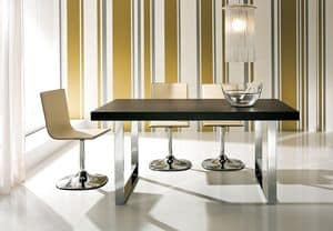 Picture of ART. 214A 214/F MALE' (FIXED OR EXTENDABLE) , dining tables