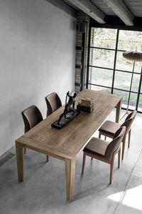 LEVANTE TA512, Extending wooden table