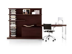Picture of Desk, space-saving desk