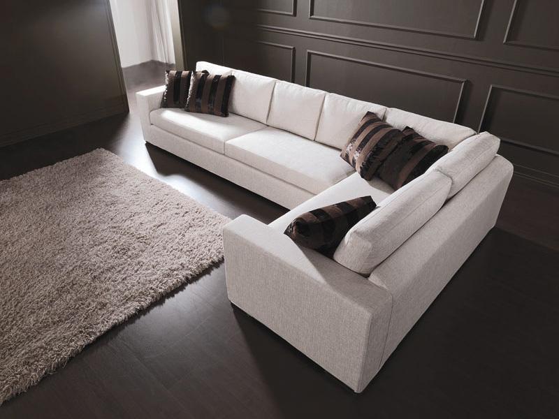 Modern modular sofa, custom made, for the living room ...