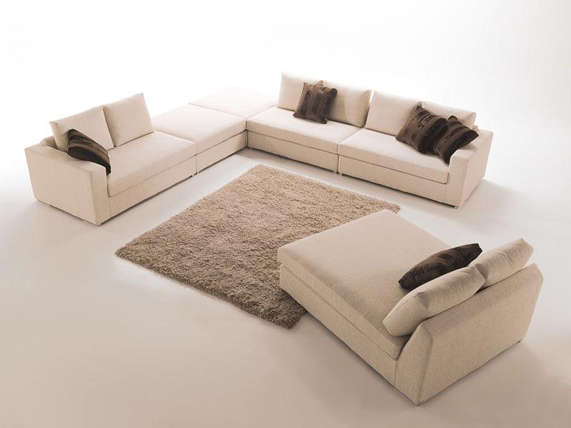 Dile, Modern modular sofa, custom made, for the living room
