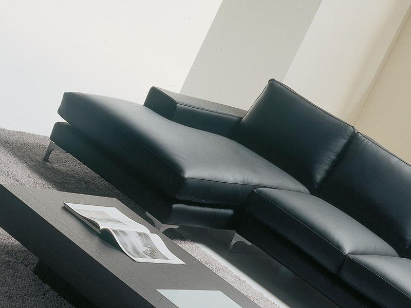 Fenix, Custom-made sofa, linear, modern, lightweight design