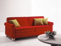 Minerva, Convertible sofa, guest bed, for apartments