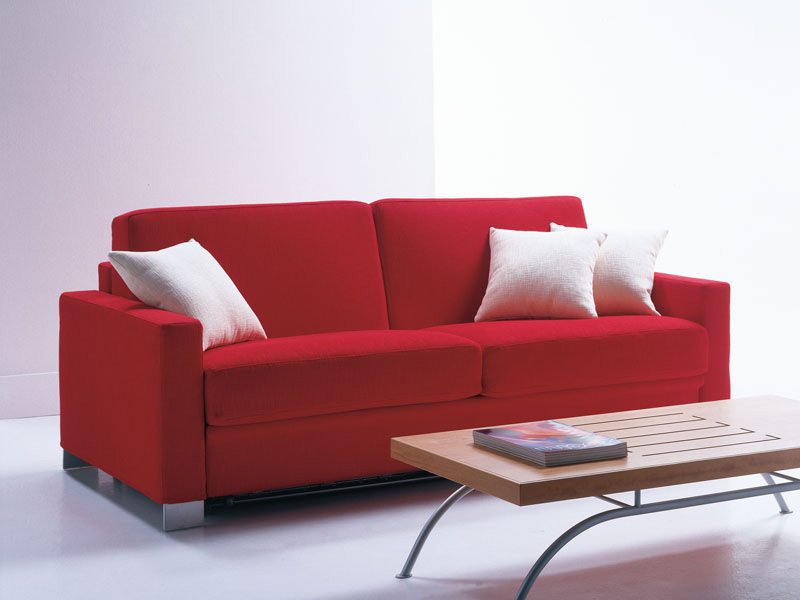 Artemide, Sofa bed, modern and simple, for holiday