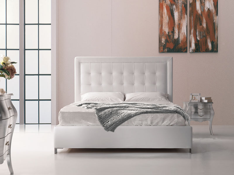 Titano, Bed with storage, contemporary style, room for guests