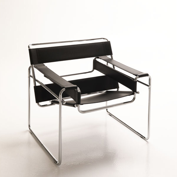Mimosa, Design armchair, metal base, for office and waiting area