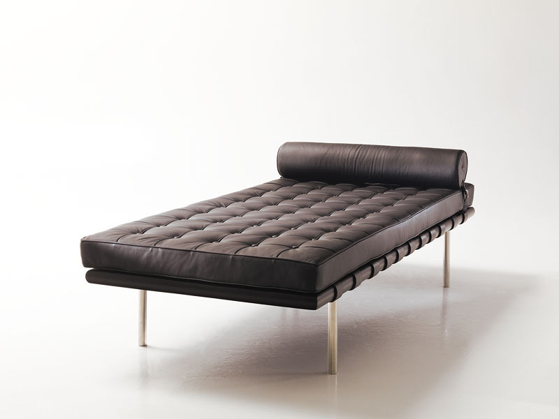 Penelope Fiammetta, Quilted daybed, essential, for study and living room