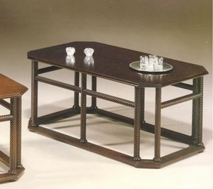 2165 SMALL TABLE, Classic style coffee table, outlet price