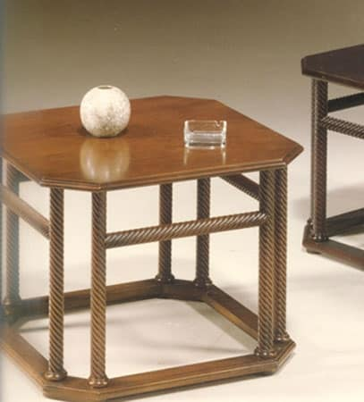 2165 SMALL TABLE, Square coffee table, outlet price
